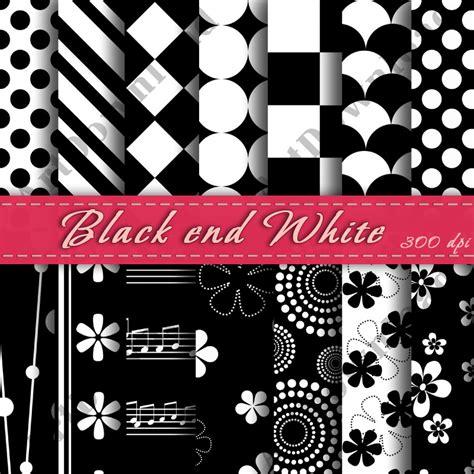 digital images for card black and white digital scrapbooking paper cardmaking