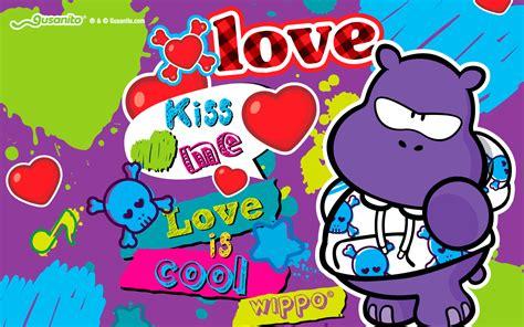 imagenes de amor y amistad gusanito wippo gusanito wallpaper imagui