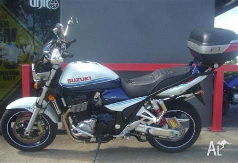 Suzuki Gsx1400z S E 1400cc K7 2009 For Sale In Jimboomba