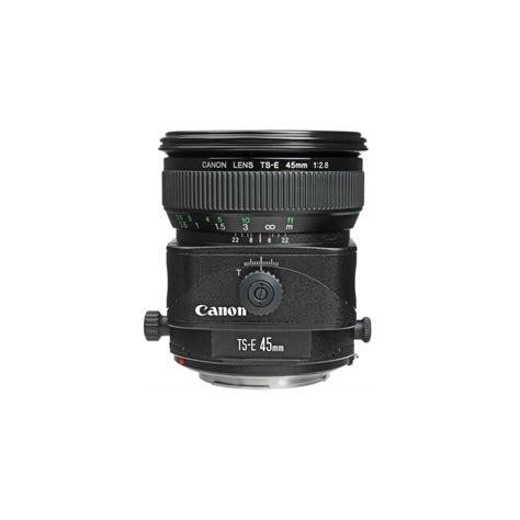 Canon Ts E 45mm F 2 8 canon ts e 45mm f 2 8 tilt shift lens