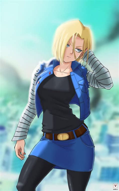 z android 18 4309 best z gt images on dragons z and