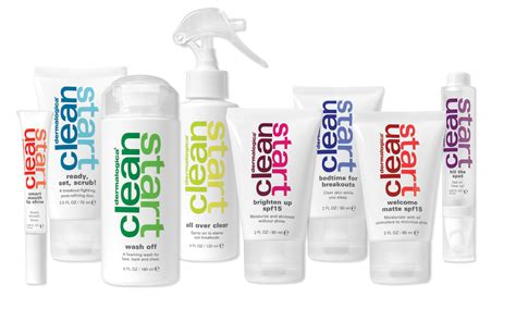 when does cleaning start dermalogica favourites bloggess