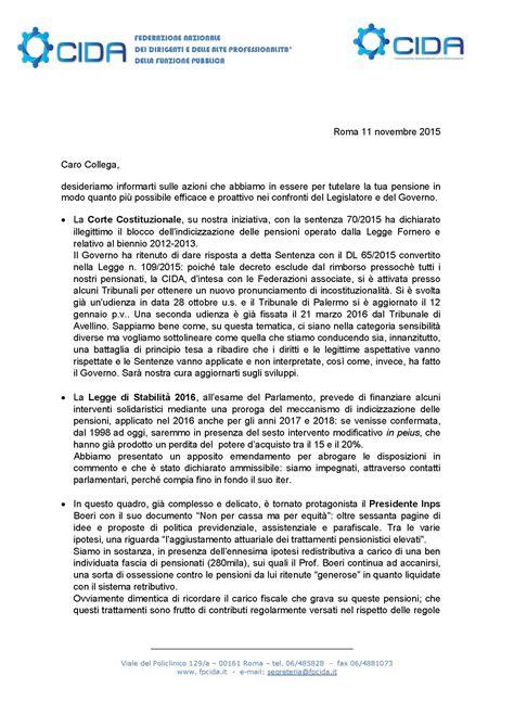 lettere inps ai pensionati lettera aperta ai pensionati sulle vicende previdenziali anp
