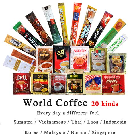 Abc Instant Kopi Bag box sound picture more detailed picture about world coffee cappuccino g7 instant coffee kopi