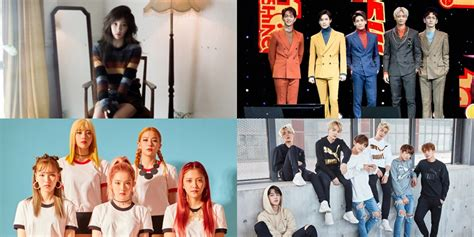 Papan Ujian Kpo Btob line up pertama artis k pop yang bakal til di mbc gayo daejun 2016 kpop chart