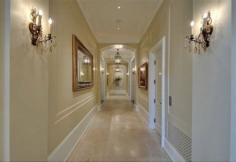 house hallway french inspired chateau home bunch interior design ideas
