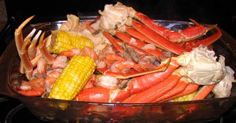 new year seafood recipes catladydi shrimp and crab boil