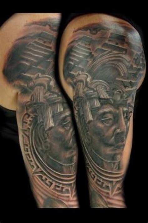 imagenes mayas tattoo tatuaje de una maya