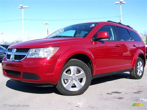 2009 inferno pearl dodge journey sxt 2974392 gtcarlot car color galleries