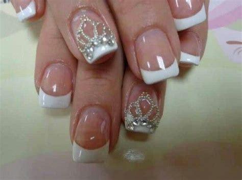 cute nail designs with a crown crown design nails nails nail designer nails nails