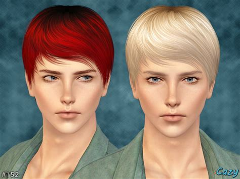 sims 4 male hairstyles cazy s joey hairstyle t e
