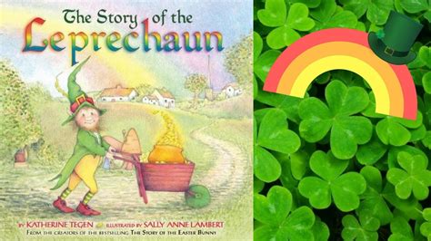 the story of the story of the leprechaun by katherine tegen stories