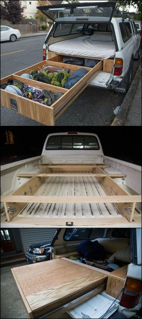 truck bed drawers plans truck bed drawers plans 28 images diy truck vault for