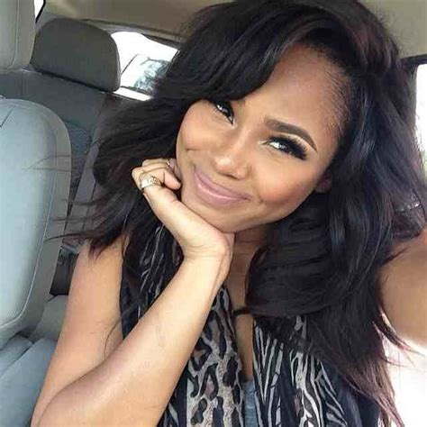 medium length sew in weaves 78 best images about short medium length sew in hairstyles