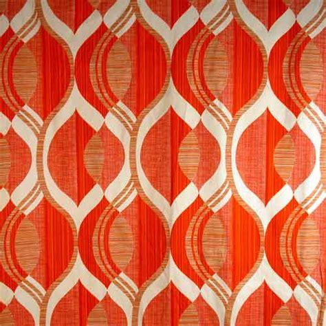 orange drapery curtain drapery orange curtain design