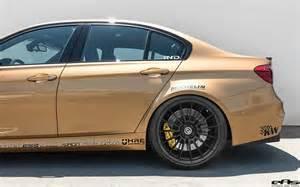 Bmw Gold Custom Sunburst Gold Bmw M3 By Eas