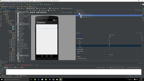 android studio layout manager android studio layout management problems stack overflow