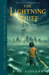 The Lighting Thief new percy jackson covers the lightning thief and the sea