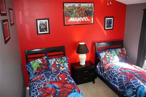 kids spiderman bedroom spiderman kids bedroom ideas