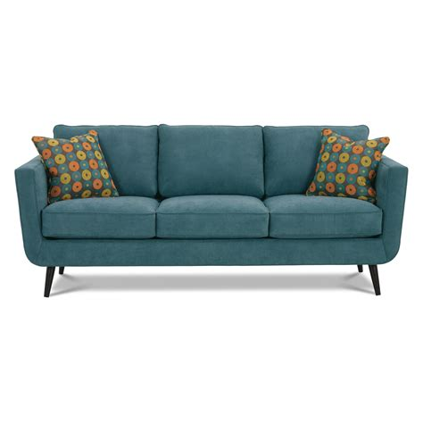 rowe duncan sofa teal hayneedle