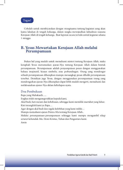 Buku Doa Katolik Doa Sumber Kekuatan 1 buku agama katolik kelas 8 kurikulum 2013