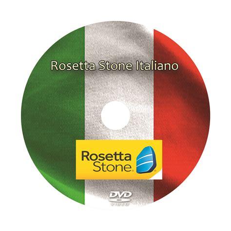rosetta stone italian free rosetta stone italiano curhundb