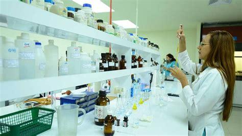 la usam fortalece  certifica su laboratorio de control de calidad elsalvadorcom