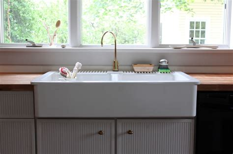 Porcelain Sinks For Kitchen Porcelain Kitchen Sink Zitzat Home Design Ideas Porcelain Kitchen Sink Solution