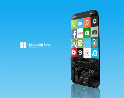 microsoft mobile phones it s official this is the windows 11 concept