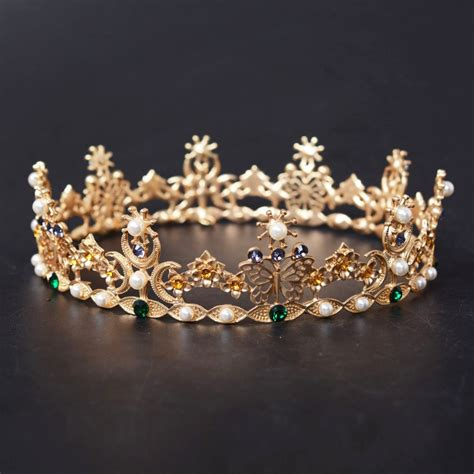 Tiara Princess Crown Mahkota Permata Type I popular royal crown buy cheap royal crown lots from china royal crown