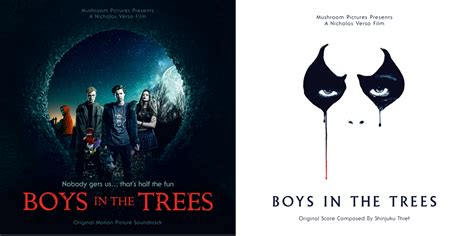 In The by Boys In The Trees Soundtrack Original Score Out 21