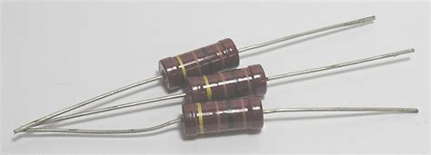 resistor are made of carbon resistor made of 28 images resistors all about electronics 2 4k 1 2w carbon