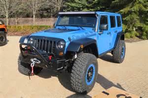 jeep wrangler maximum performance concept front three