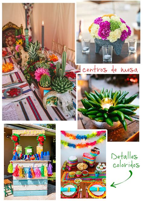 decoracion mexicana ideas para la mejor mexicana she