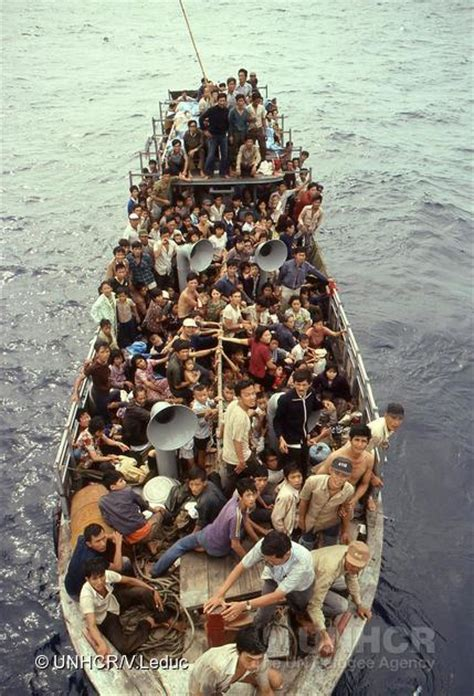 vietnamese boat people refugees the canadian encyclopedia