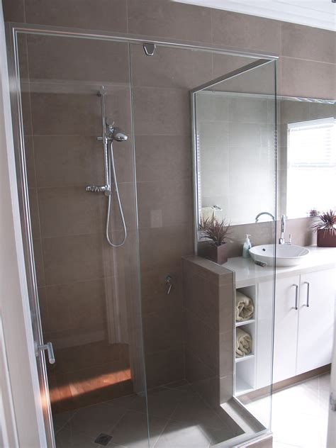 Shower Ideas Small Bathrooms shower screens perth frameless and semi frameless