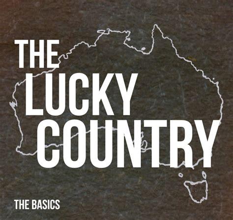 lukey s boat lyrics the basics the lucky country lyrics genius lyrics
