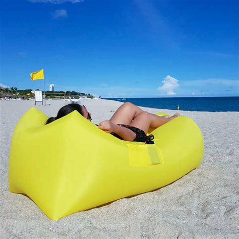 inflatable beach bed popular inflatable beach chair buy cheap inflatable beach