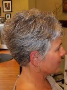 grey hairstyles for thick hair 25 best ideas about short grey haircuts on pinterest