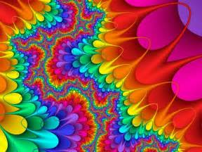 colorful design retro colorful rainbow colored design wallpapers top