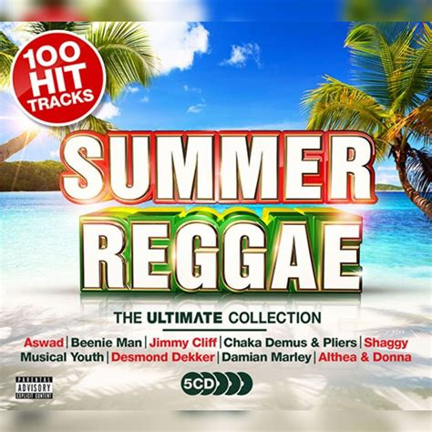 Number 1 S Ultimate Collection 5cd 2017 summer reggae ultimate collection 5cd cd2 mp3 buy tracklist