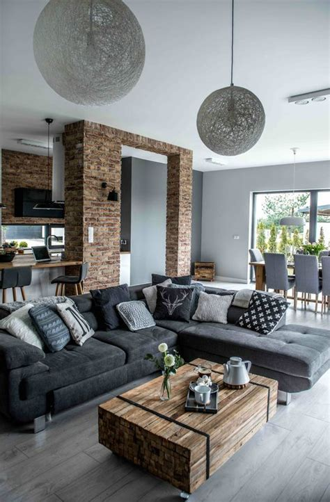 grey home interiors shades of gray the nordic feeling for the home