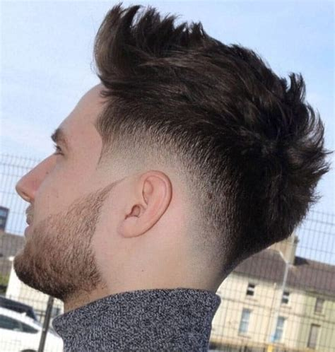 top haircuts  mohawk fade offers trendiest cuts