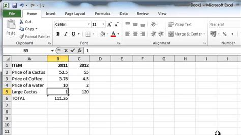 Excel Spreadsheet Calculations by How To Make Excel 2010 Formulas Calculate Automatically