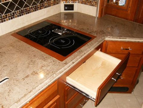installing induction cooktop rv install 1