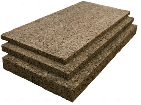 jetson green expanded cork insulation arrives in usa