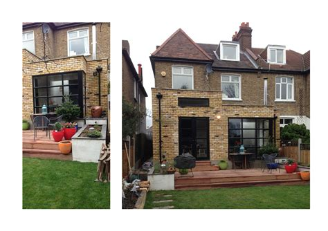 extension to side of house architect designed rear and side house extensions in london