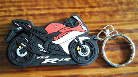 Kunci Motor R Jual Gantungan Kunci Motor Yamaha Yzf R15 Toko Balanjo