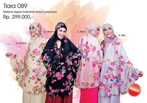 The Real Muslimah Sebelah Toko belanja mukena cantik di prettymukena merdeka
