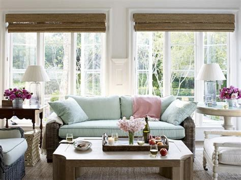 bloombety blue living room cottage look decorating tips english cottage living room photos